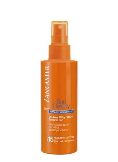Oil Free Milky Spray Spf15 150 Ml-Lancaster